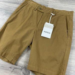 NWT - Aspesi Bermuda Shorts